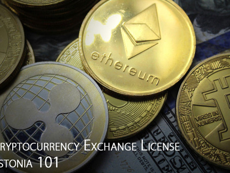 Cryptocurrency Exchange License Estonia 101