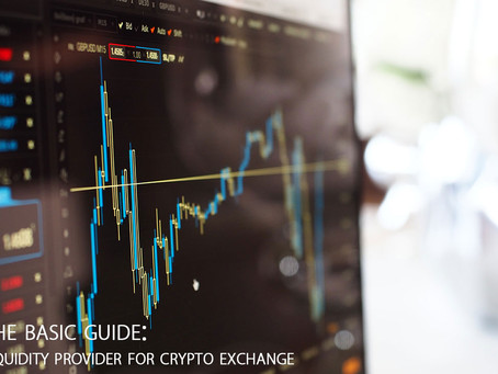 The basic guide: Liquidity provider for crypto exchange