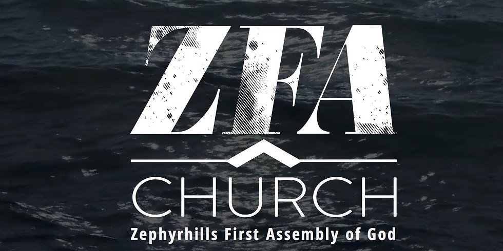 I Will Leading Worship At Zephrhills First Assembly of God