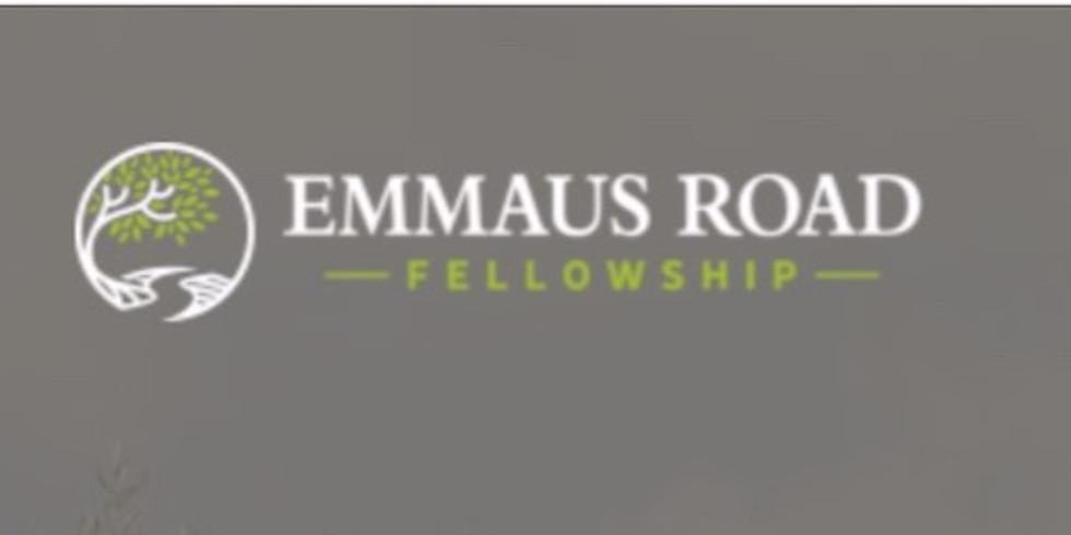 I WILL BE LEADING WORSHIP AT EMMAUS ROAD FELLOWSHIP