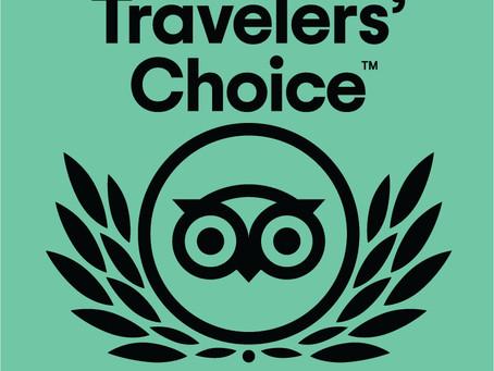 TripAdvisor Travelers' Choice 2020 Rovaniemi Lapland