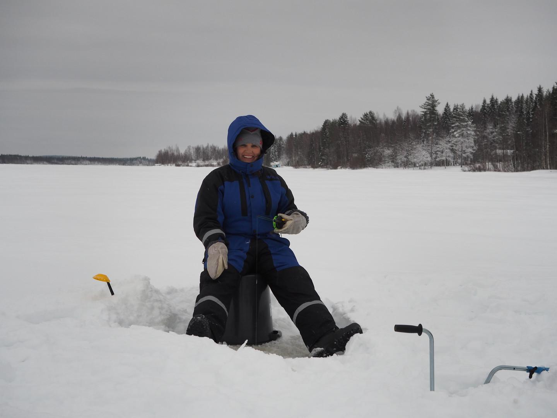 Ice Fishing Rovaniemi