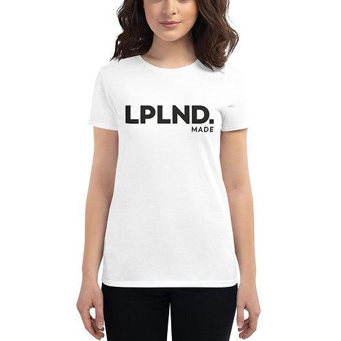 LPLND Made W/Logo Women's short sleeve t-shirt