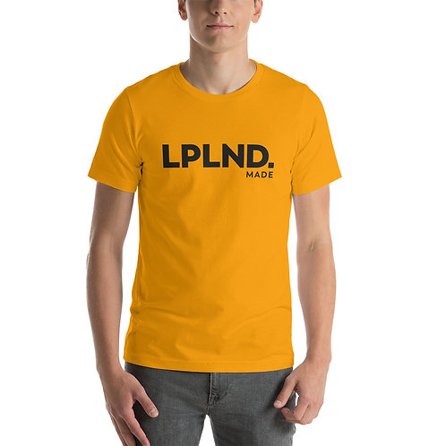 LPLND Made B/Logo Short-Sleeve Unisex T-Shirt