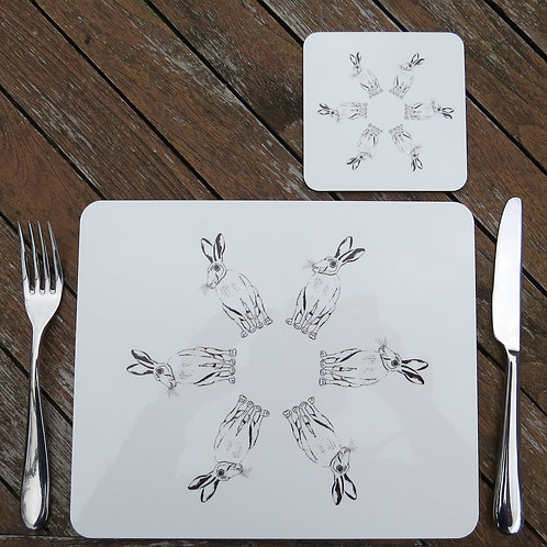 A Husk of Hare Placemats
