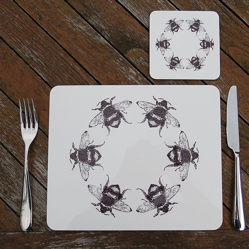 A Hive of Bees Placemat