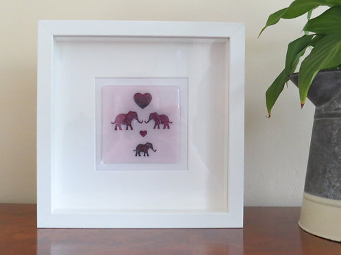 New Arrival Frame - Baby Pink