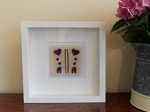 Hearts and Houses Frame