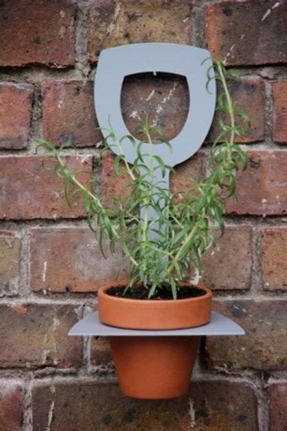 Doug the Plant Holder - Grey