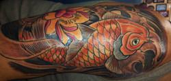 Koi Tattoo