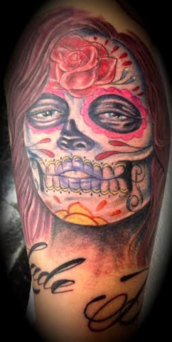 dead of the dead tattoo