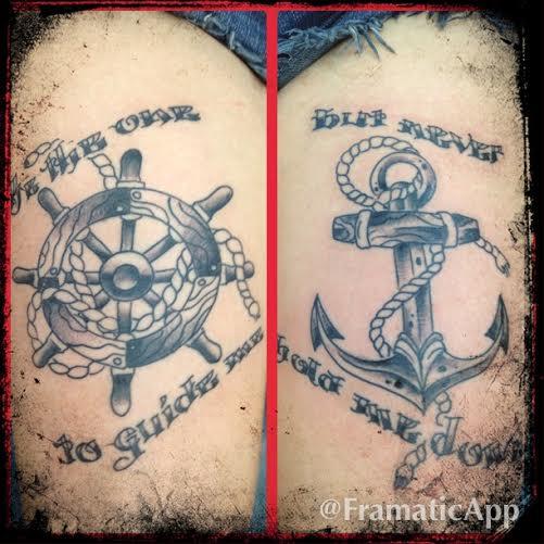 oldskool tattoo
