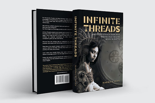 Infinite Threads: 100 Indigenous Insights.