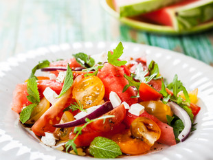 תזונה מותאמת לעונת הקיץ