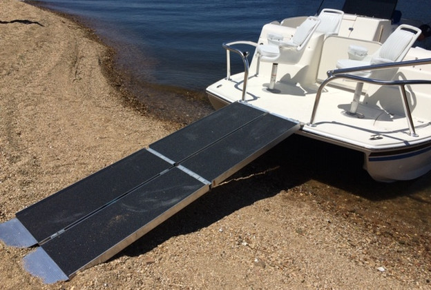 Beach Wheelchair Ramp