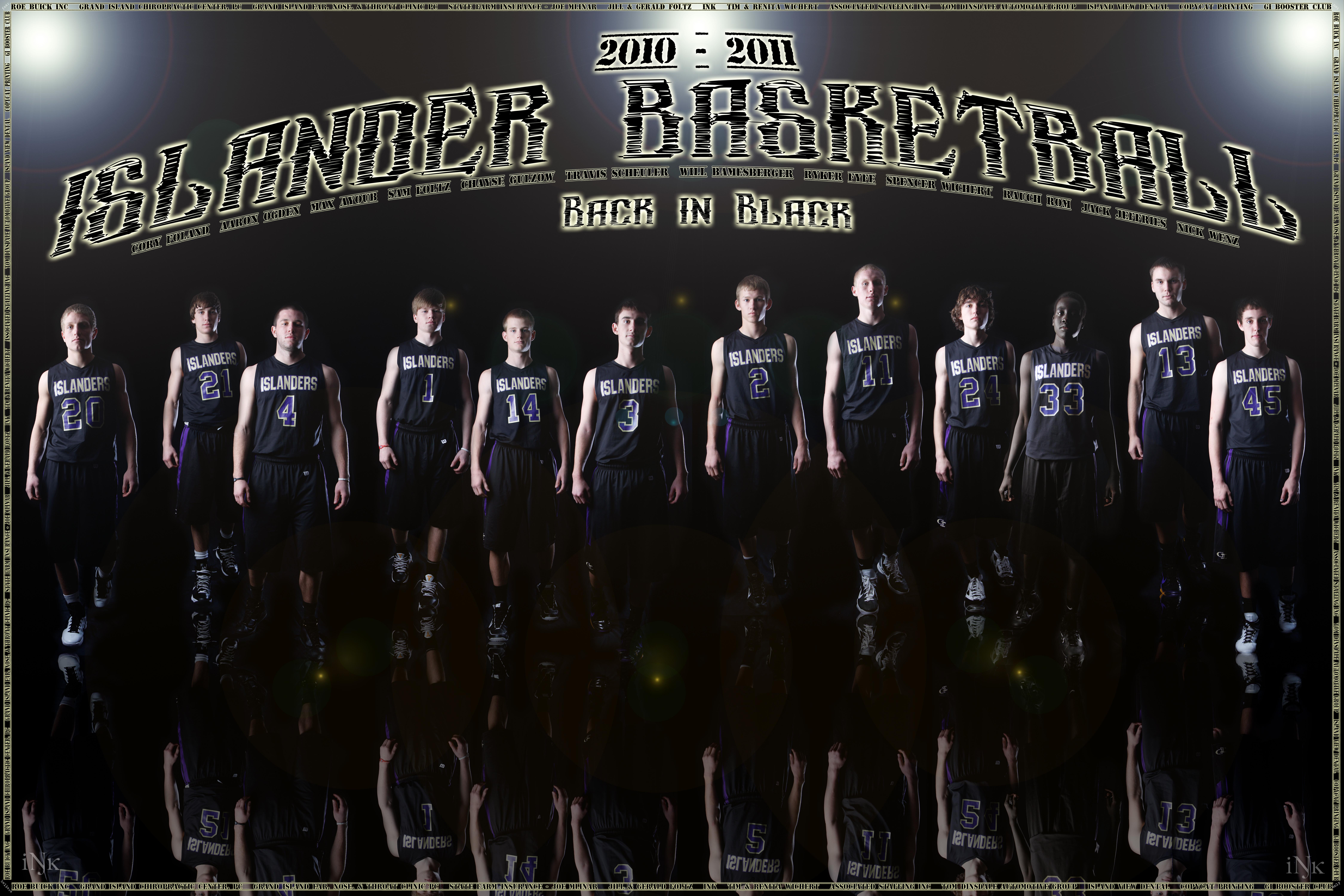 GISH Basketball Poster V1.3