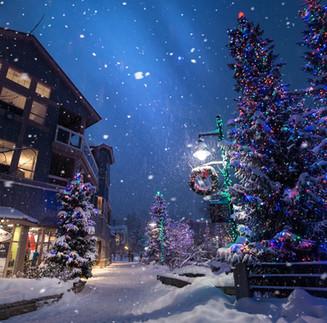 Holiday Light Installation Breckenridge