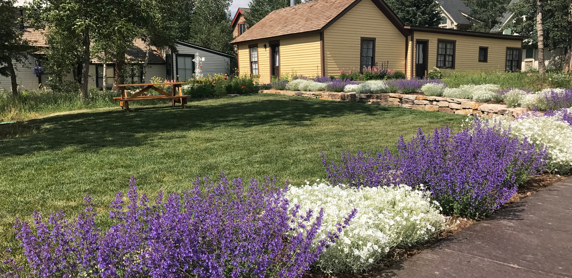 Landscape Maintenance Breckenridge