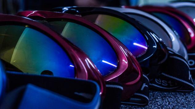 горнолыжные очки на прокат