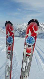Лыжи для проката K2