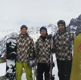 аренда сноубордов