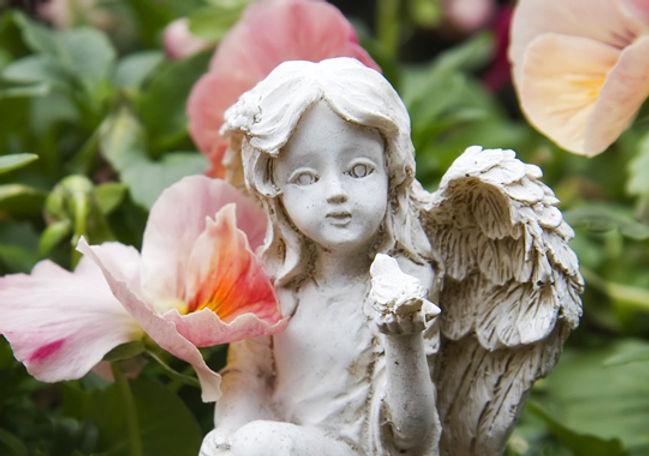 statue d'ange