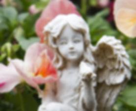 Angel staty