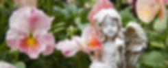 estatua de ángel