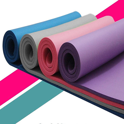 Yoga Mat 60 X 25 X 1.5cm Yoga Mat Non-Slip Blanket