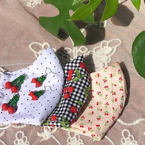 Cherry Masks
