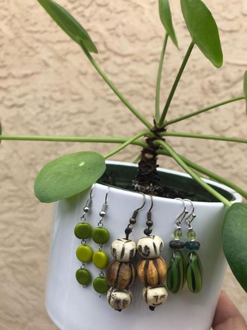 Funky Earrings