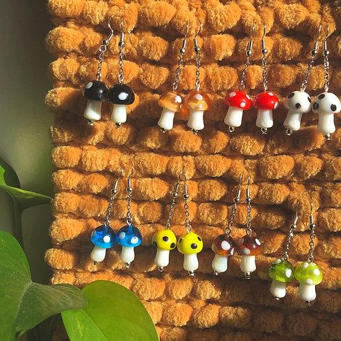 Hanging Mushroom Chain