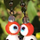 Thumbnail: Glass Beads Earrings
