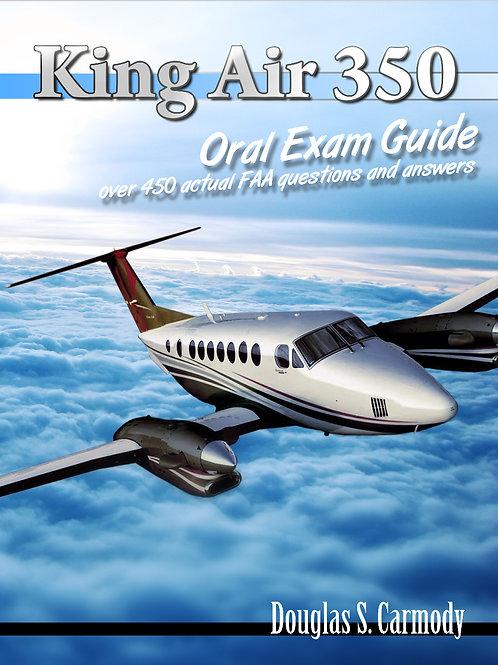 King Air 350 - Oral Exam Guide - eBook
