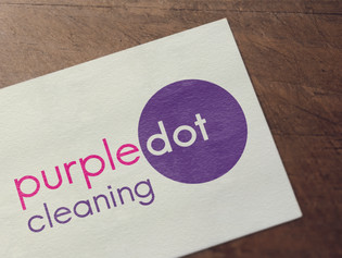 PURPLE DOT CLEANING