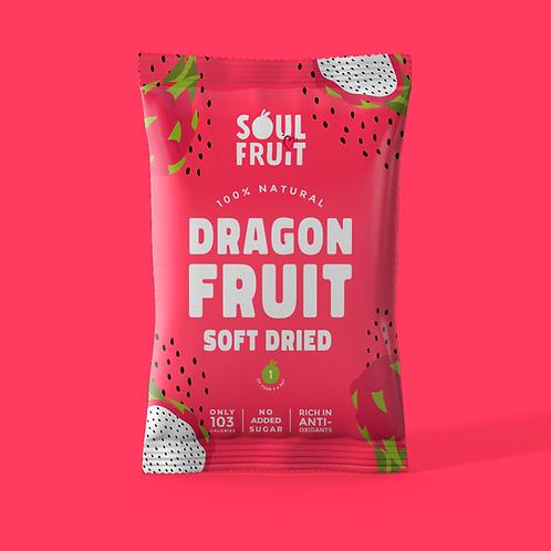 Soft Dried Dragon Fruit