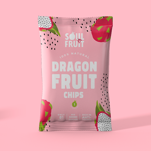 Dragon Fruit Chips