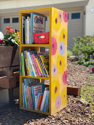 Daycare and Neighborhood Library