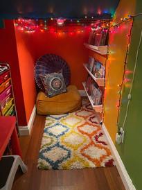 Rainbow Reading Room