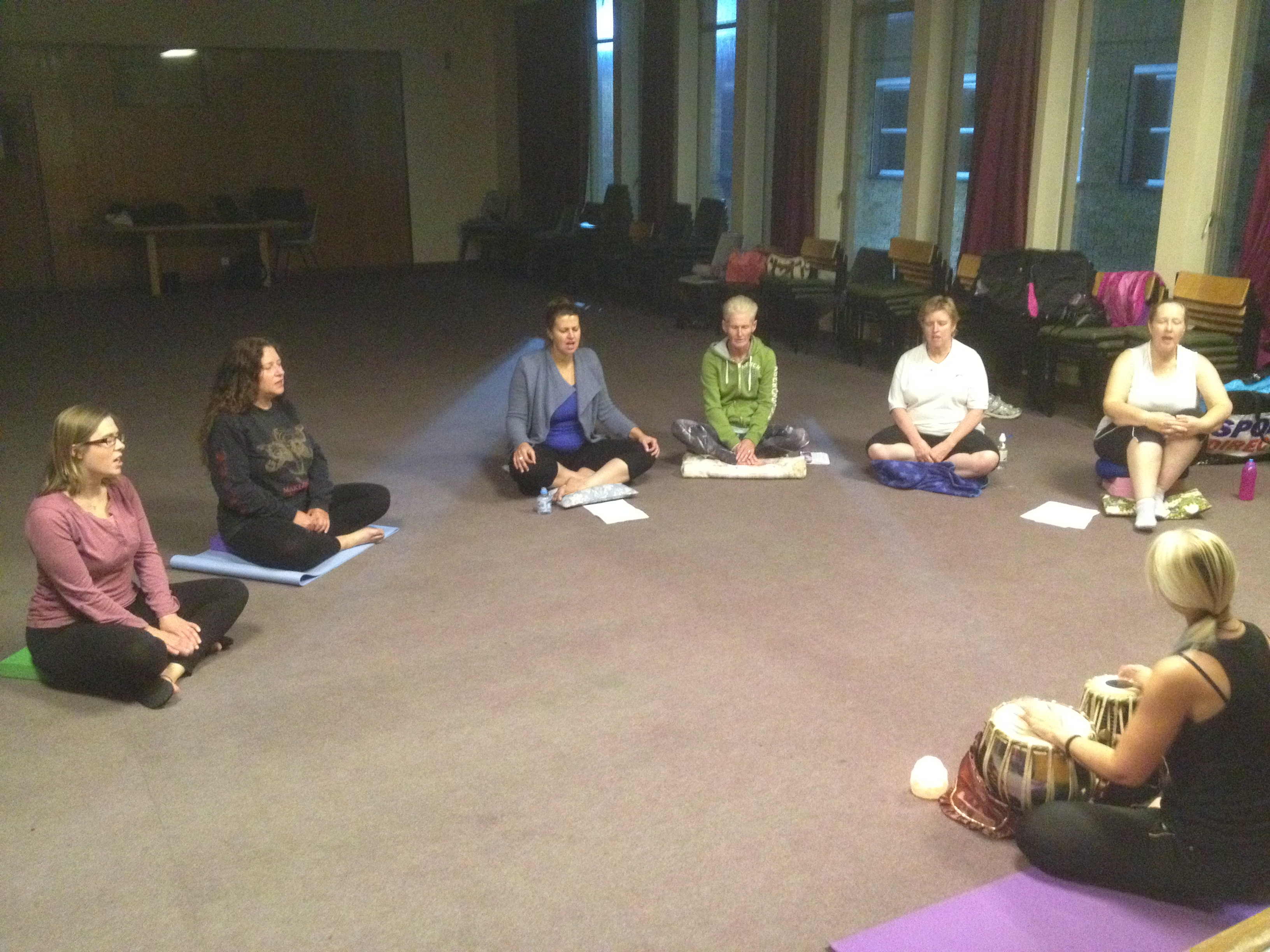 Singing Meditation Weybridge