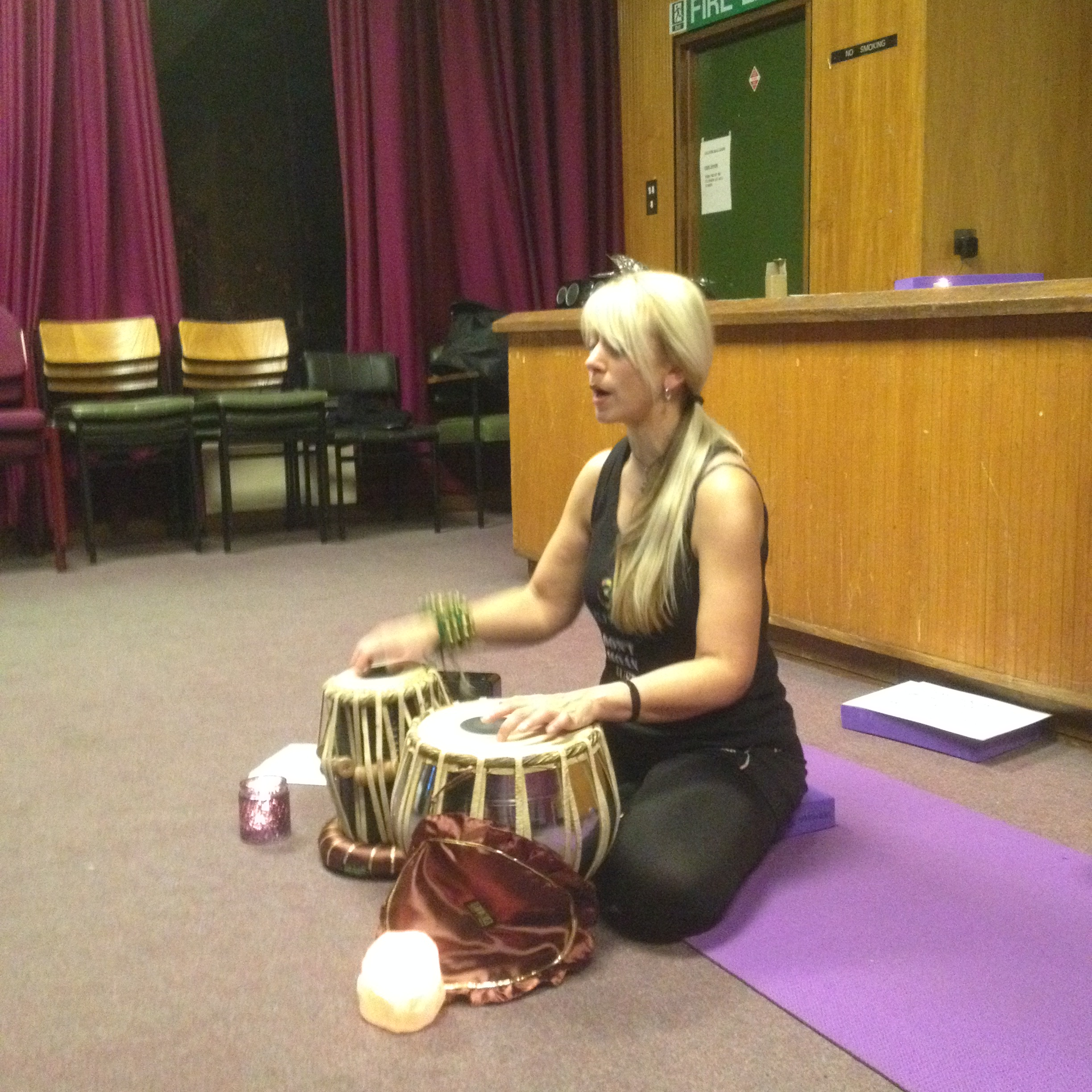 Yogic Singing in Weybridge