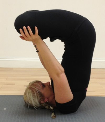 Lotus Shoulderstand