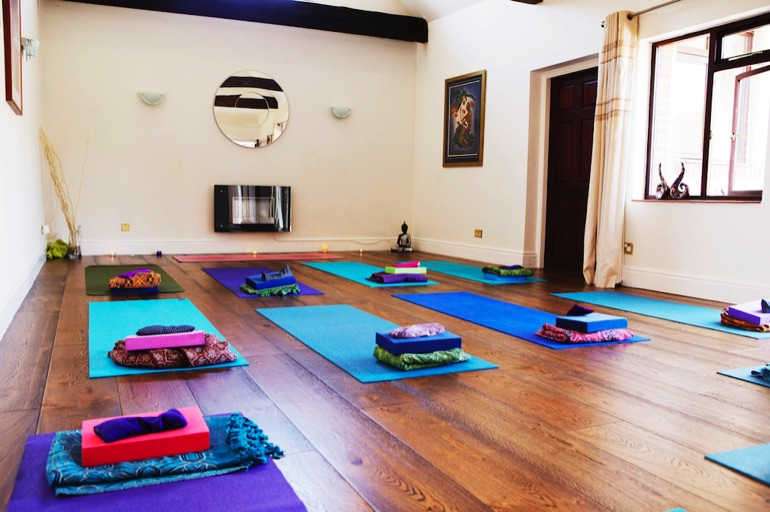 Brooklands Yoga Space
