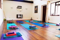 Brooklands Yoga Space