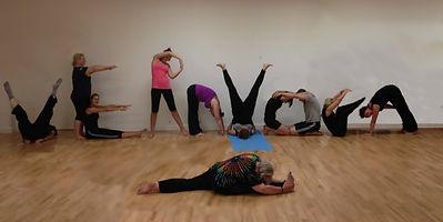 Yoga Classes in Chertsey and Egham
