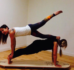 Yoga Indo Board Workshop, surrey