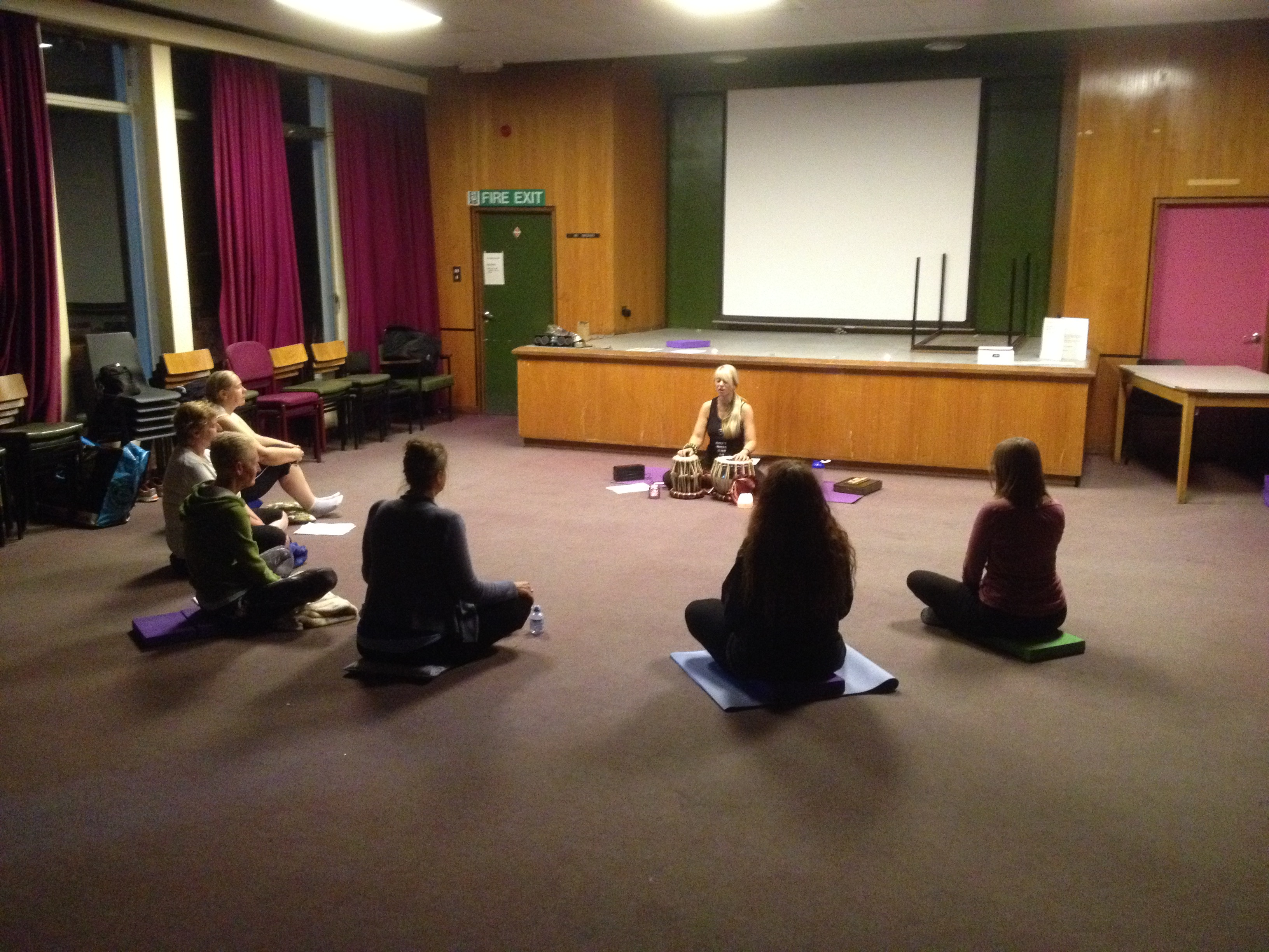 Mantra Yoga Weybridge aug 2015