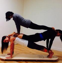 indo board yoga 9.2.14 Thorpe