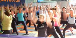 yoga show oct 2011