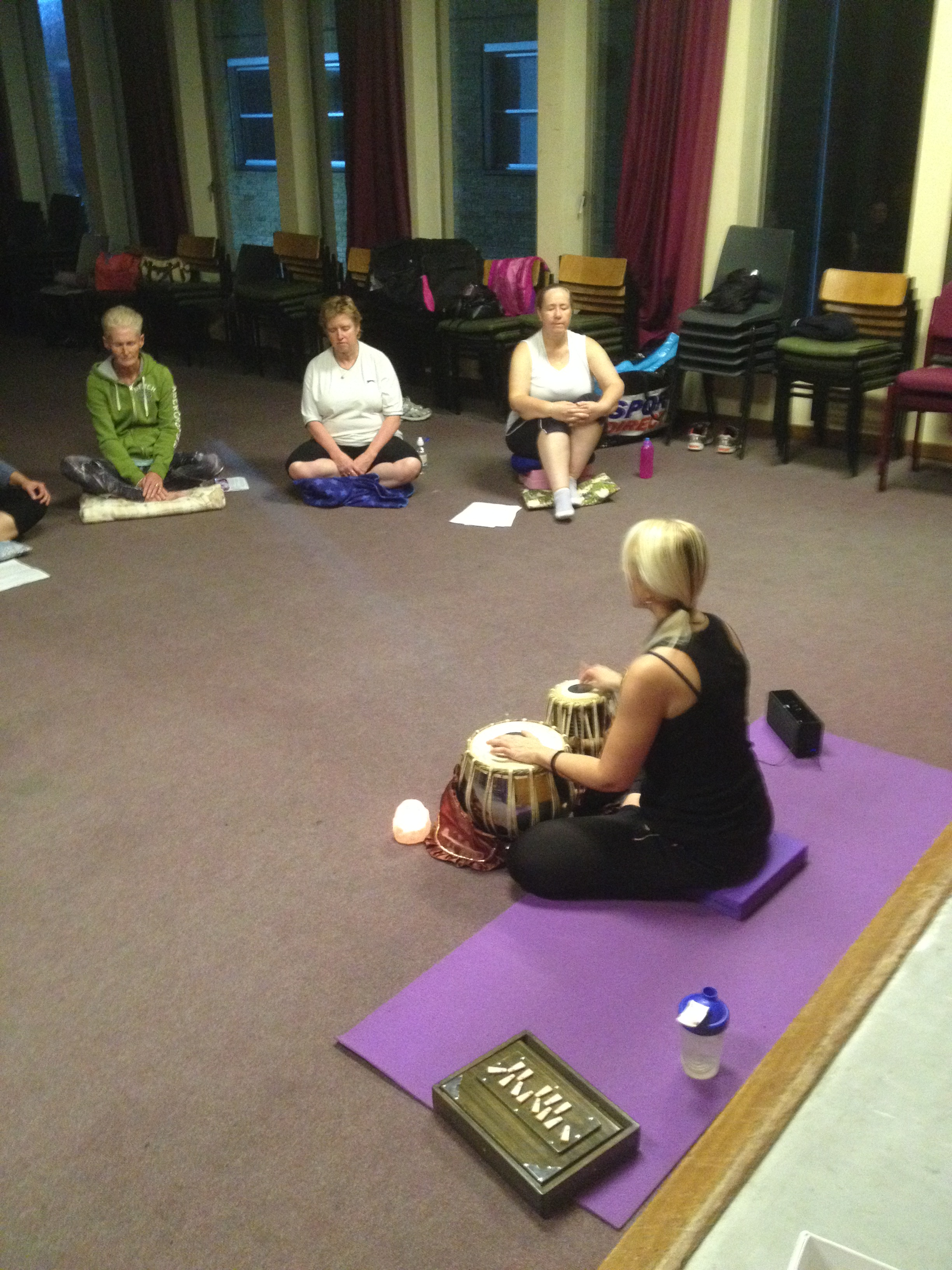 Kirtan in Weybridge